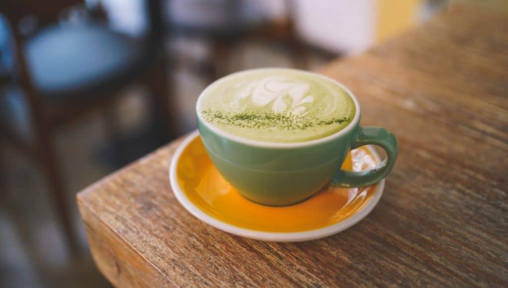 Lugares para pedir un té matcha inigualable