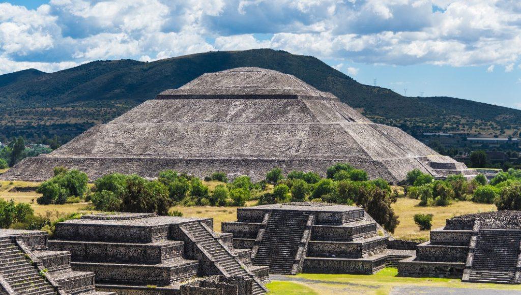 Cinco zonas arqueológicas cercanas a la CDMX