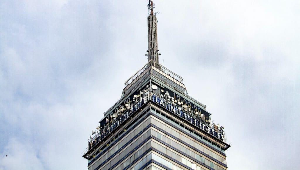 El acceso a la Torre Latinoamericana está al 2×1