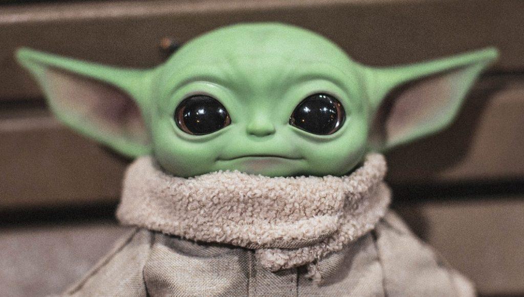 Baby Yoda regresa ahora para traerte tamales