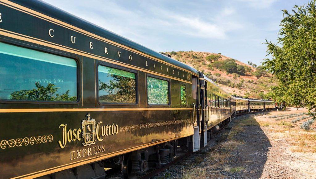 Viajes: José Cuervo Express lanza una nueva experiencia élite