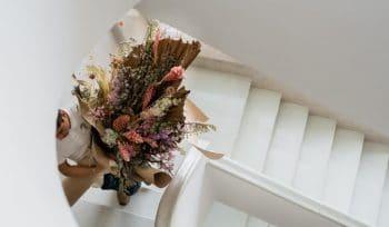 Florerías locales para comprar un ramo en San Valentín