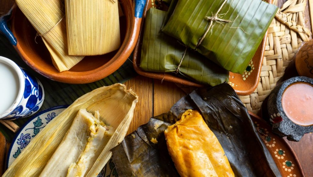 Siete lugares para probar tamales gourmet