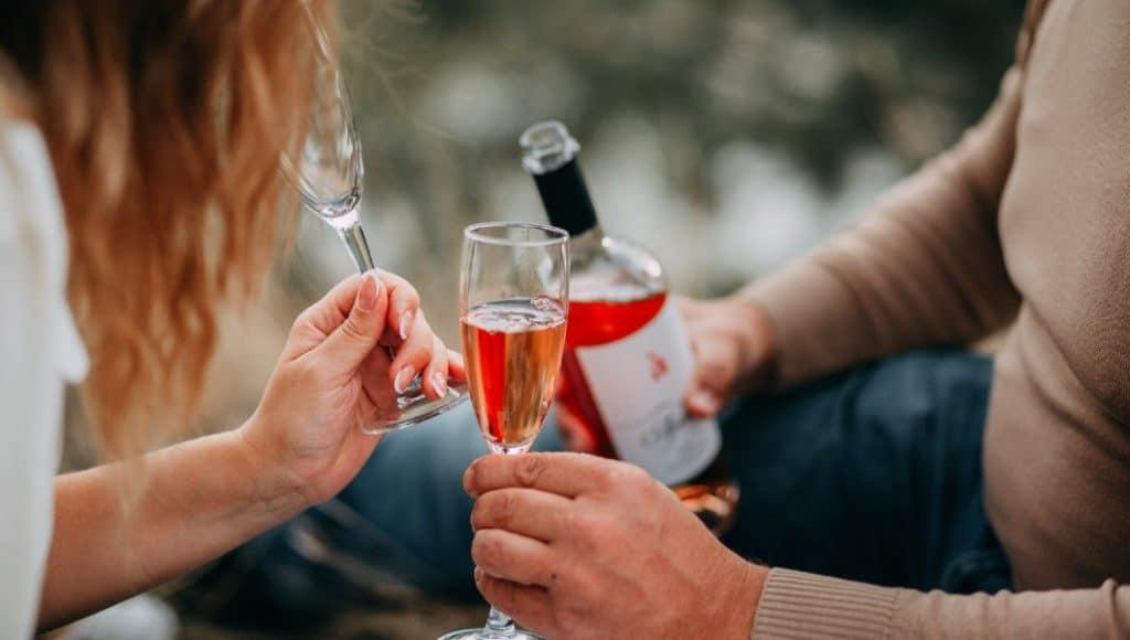 Cinco comidas románticas para San Valentín a domicilio