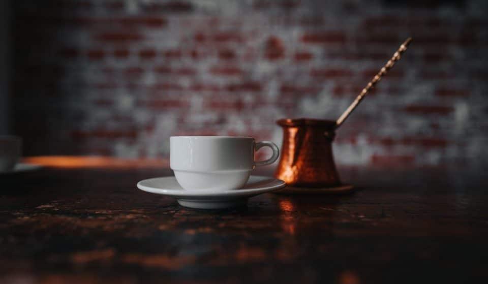 Lunarena, un pequeño spot con delicioso café turco