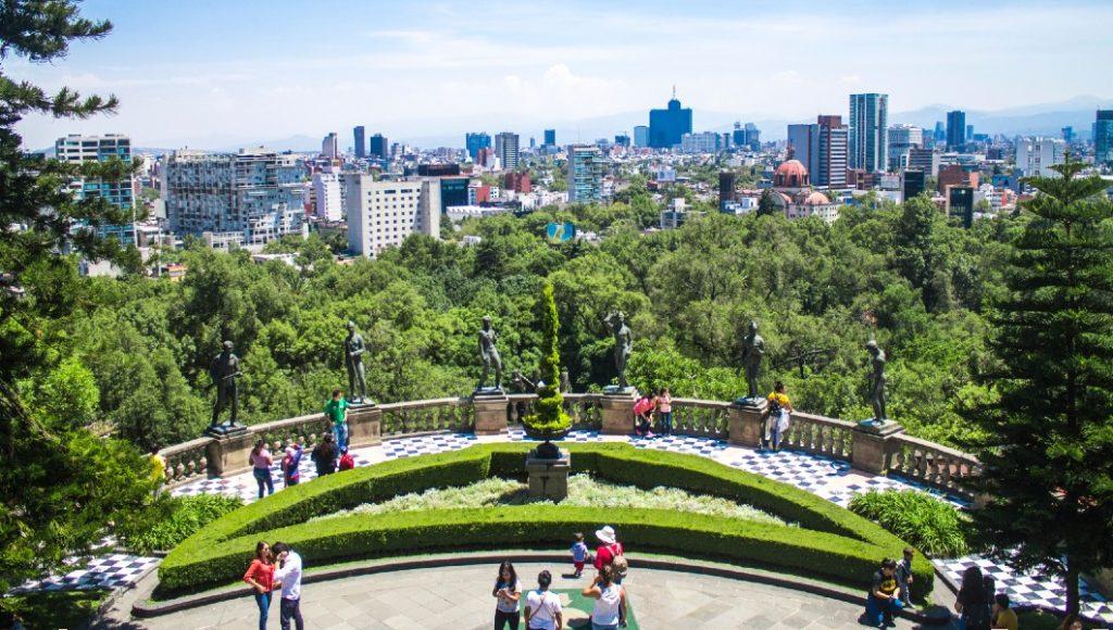 Cinco lugares turísticos con excelente vista