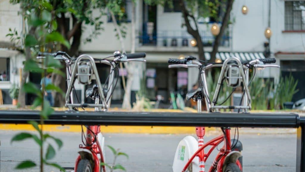 La calle de Valladolid estrena ciclovía