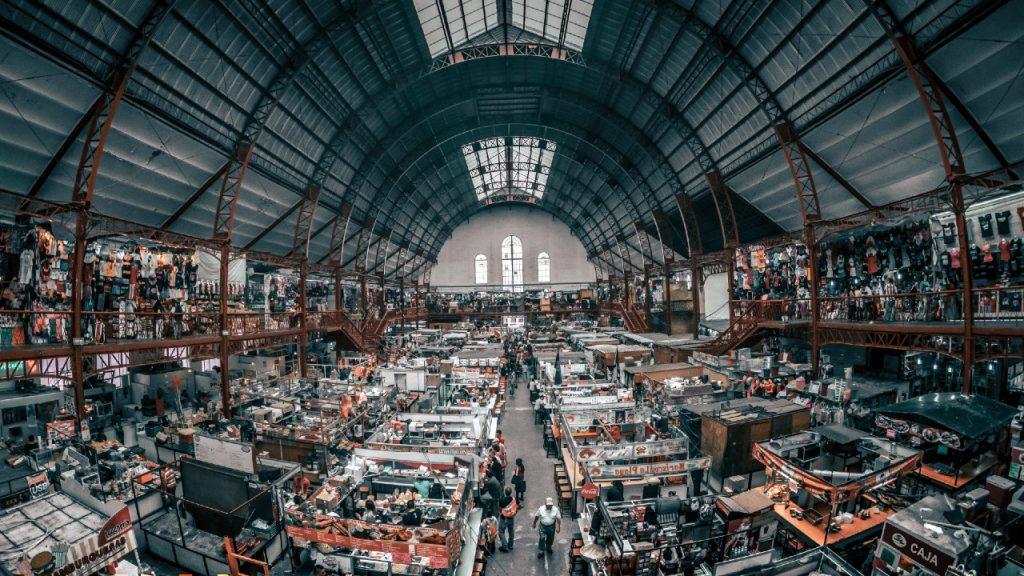 Seis mercados de la CDMX que nos encantan