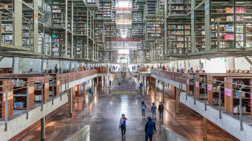 Regresan bibliotecas, archivos históricos y galerías de arte