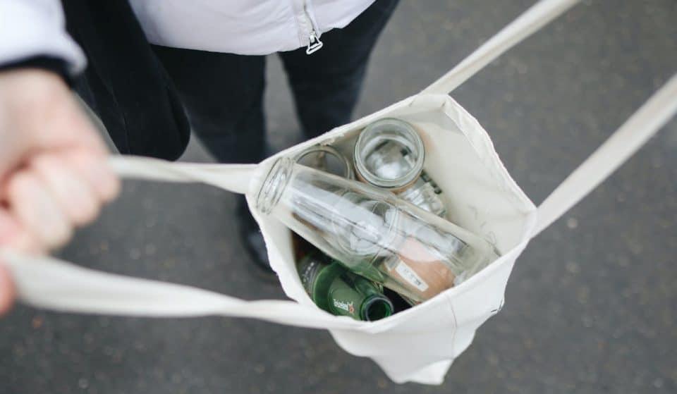 Acopio Móvil, el programa para cambiar tu basura por despensa