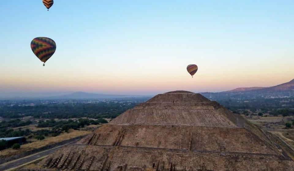 Ya puedes visitar de nuevo Teotihuacán