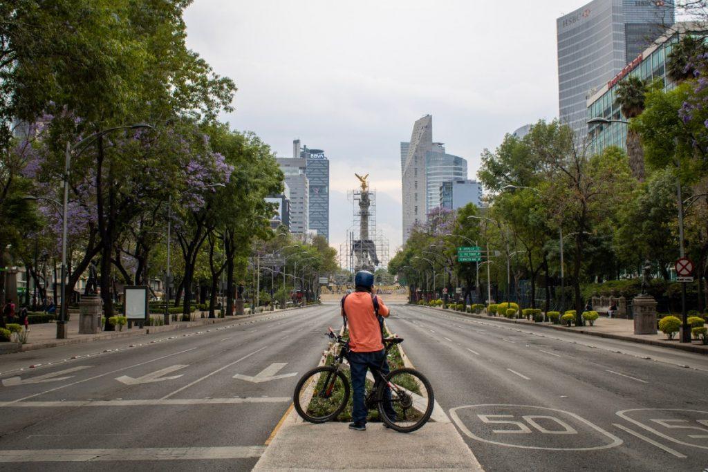 Las ciclovías recreativas regresarán a partir de este domingo
