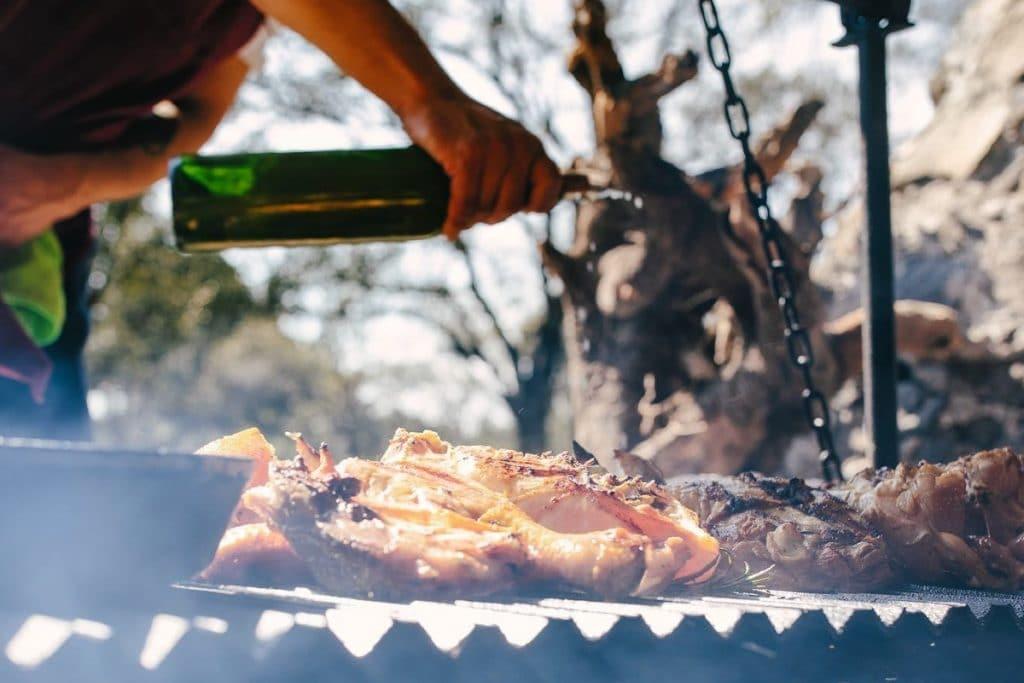 Seis experiencias para comer y beber al aire libre