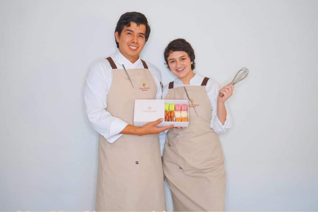 Casa Praliné prepara macarrones a domicilio que vas a amar