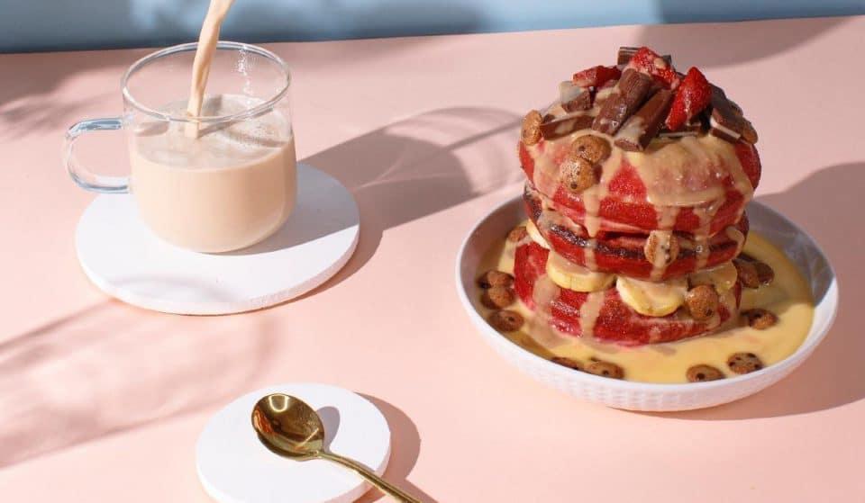 Conoce Happy Pancakes para alegrar tus desayunos en casa