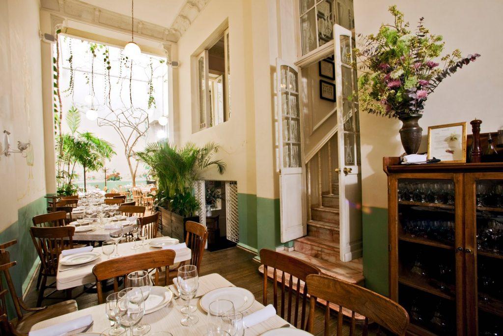Restaurantes en casonas súper bonitas de la CDMX