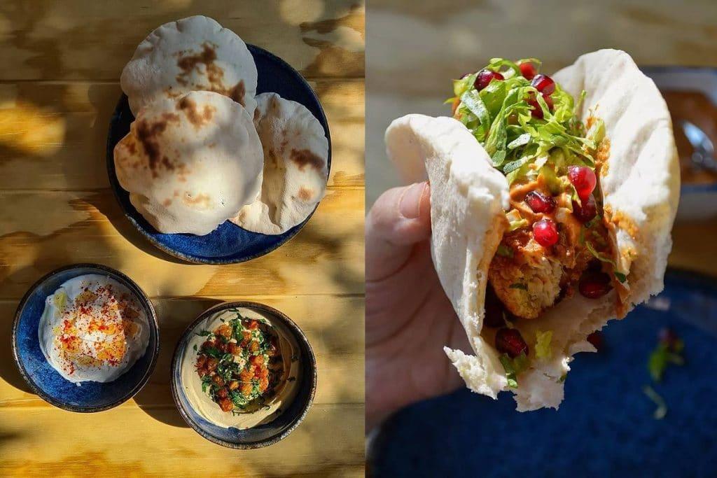 Yala Yala: el nuevo lugar para comer deliciosa comida de Medio Oriente