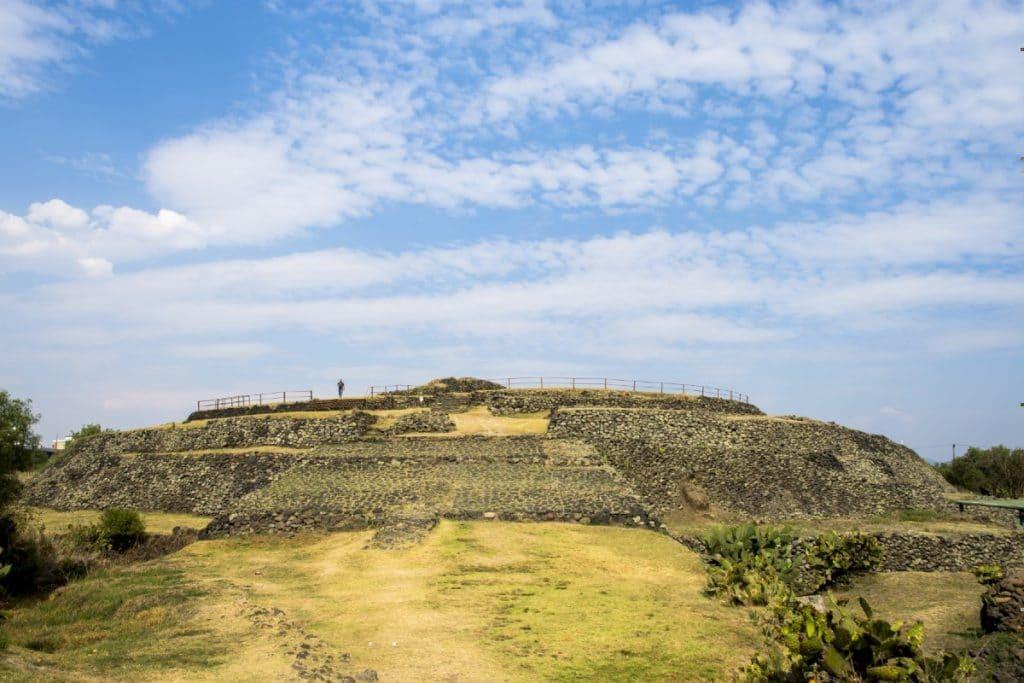 Estos sitios arqueológicos están dentro de la CDMX