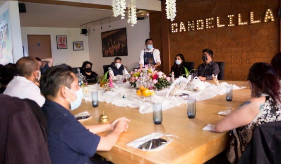 Candelilla, una experiencia culinaria para todos los sentidos