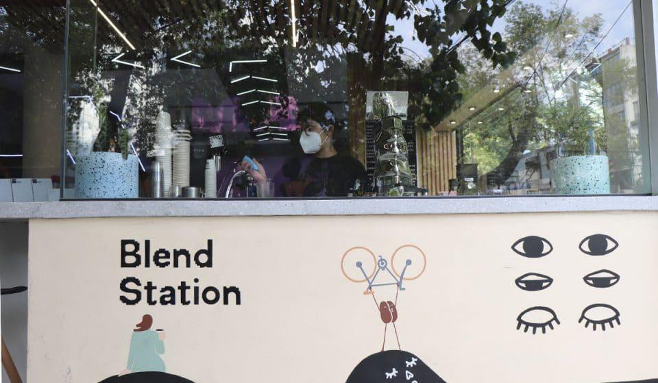 Conoce el nuevo Blend Station de la Condesa