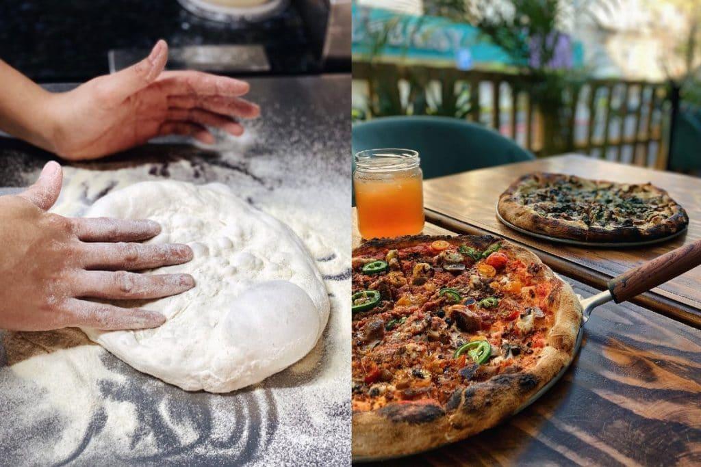 Pizza Futura: la pizza del mañana llega a la CDMX