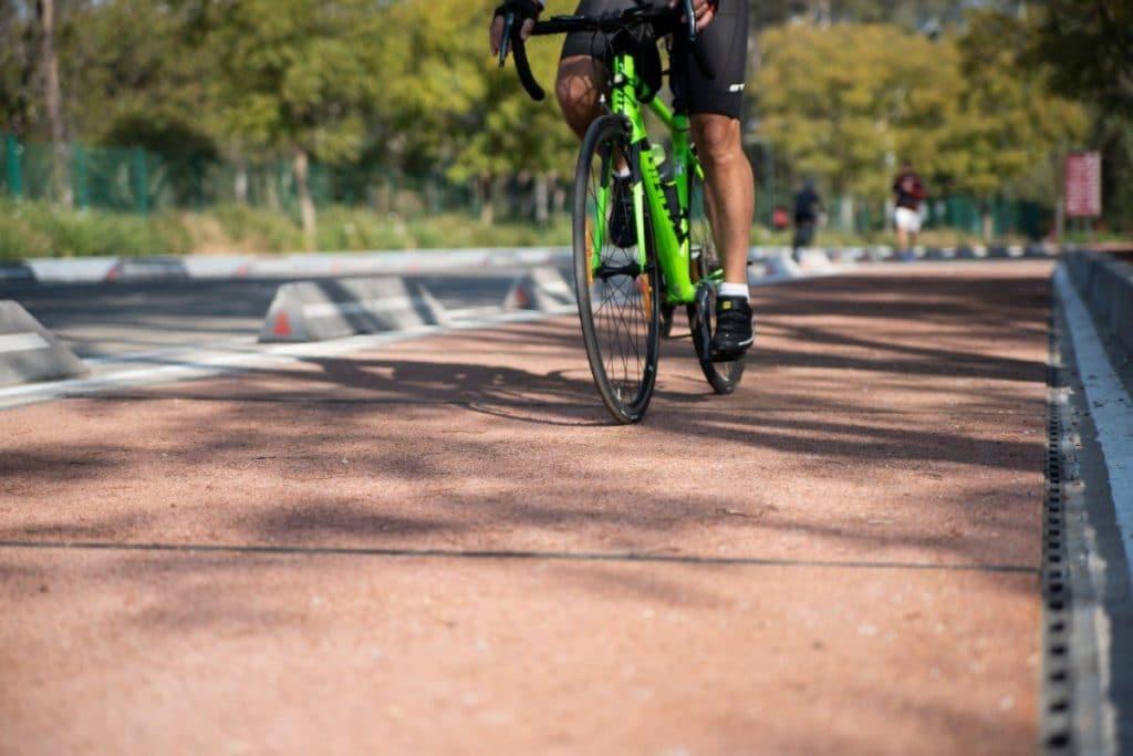 CDMX tiene la primera ciclovía pavimentada con plástico de América Latina
