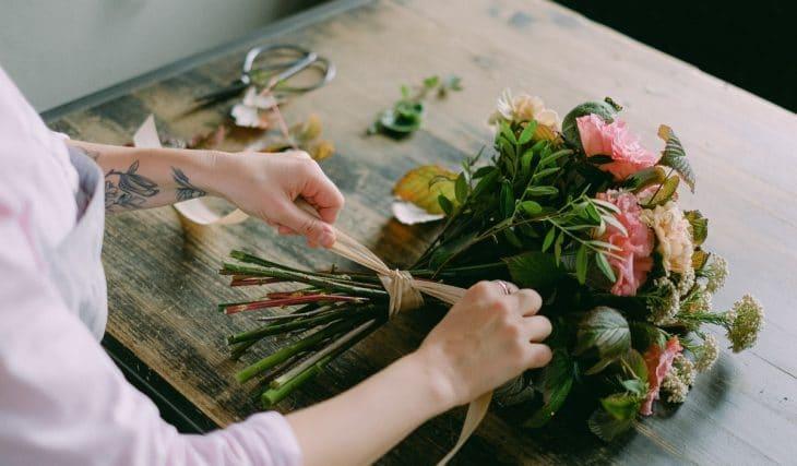 Florerías locales para comprar un ramo para tu mamá