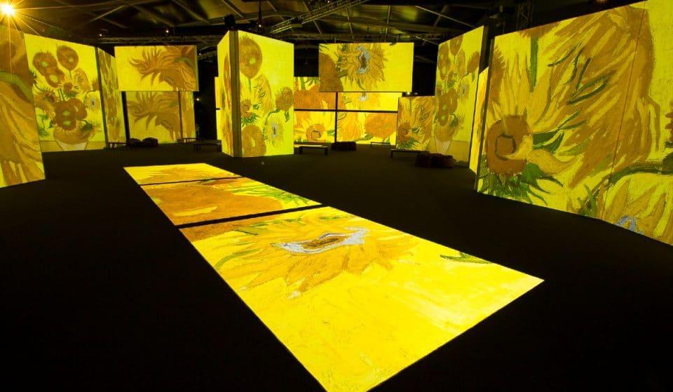 Van Gogh Alive The Experience está de regreso en la ciudad