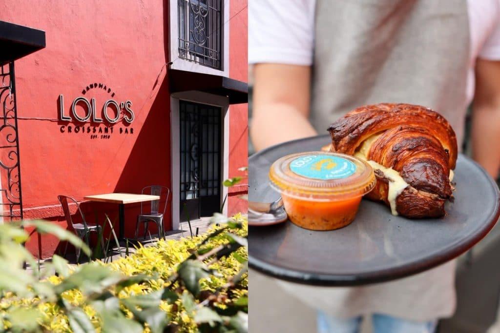 Lolo's Croissant Bar: adiós cuernitos, hola lolitos