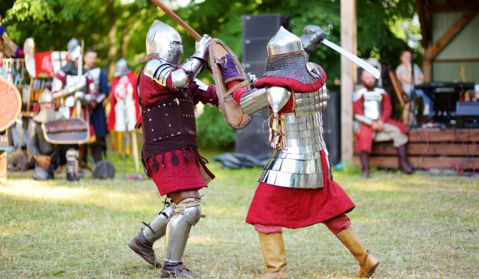 Este fin de semana es el Festival del Asado Medieval