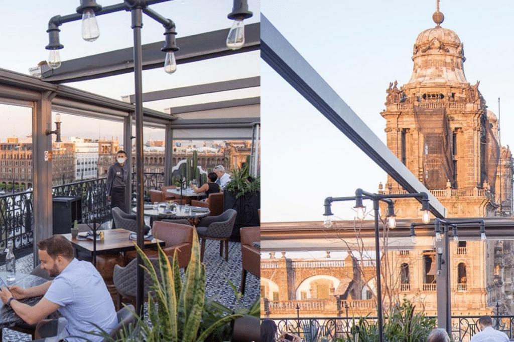 Las terrazas del Centro Histórico con las mejores vistas