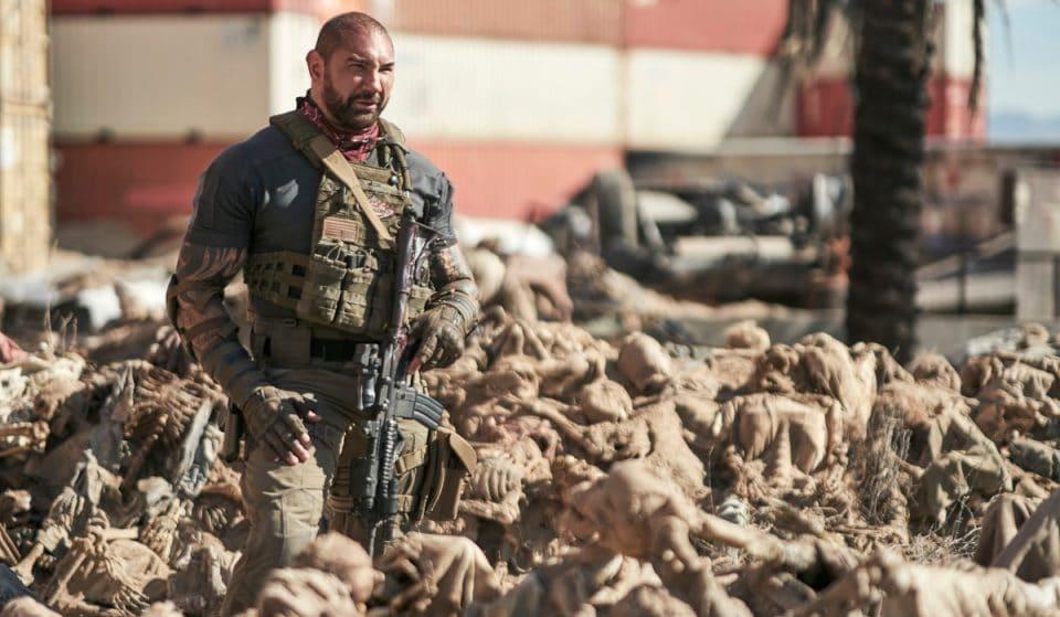 Netflix lanzó una experiencia gratuita de Army of the Dead