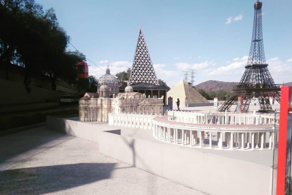 Este parque temático tiene versiones en miniatura de los edificios más famosos del mundo