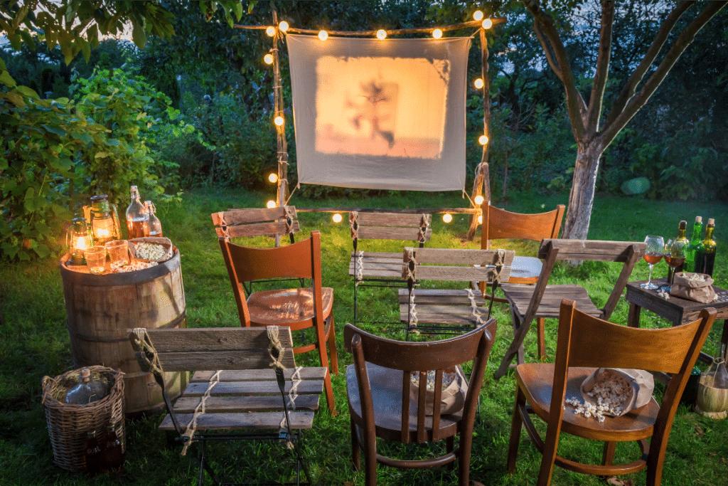 Lánzate a las noches de cine al aire libre del Centro Cultural Piamonte