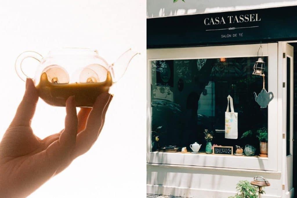 Porque no hay una sola forma de tomar el té: descubre Casa Tassel