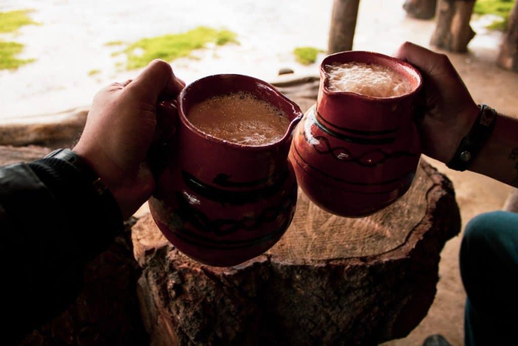 Ya casi es el Festival del Pulque, Gastronomía Típica y Mezcal