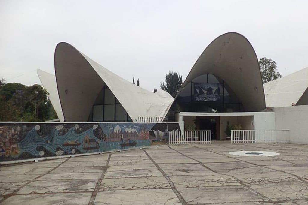La historia detrás del restaurante de Félix Candela en Xochimilco