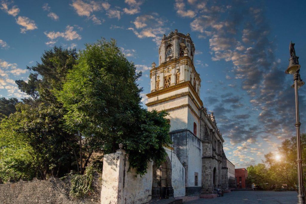 Las calles más bonitas para caminar por Coyoacán