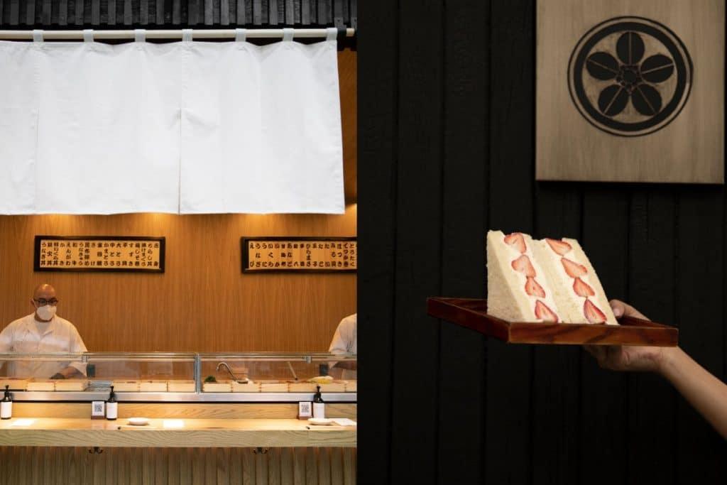 Iwashi y Enomoto Coffee llegaron a revolucionar la comida de aeropuerto