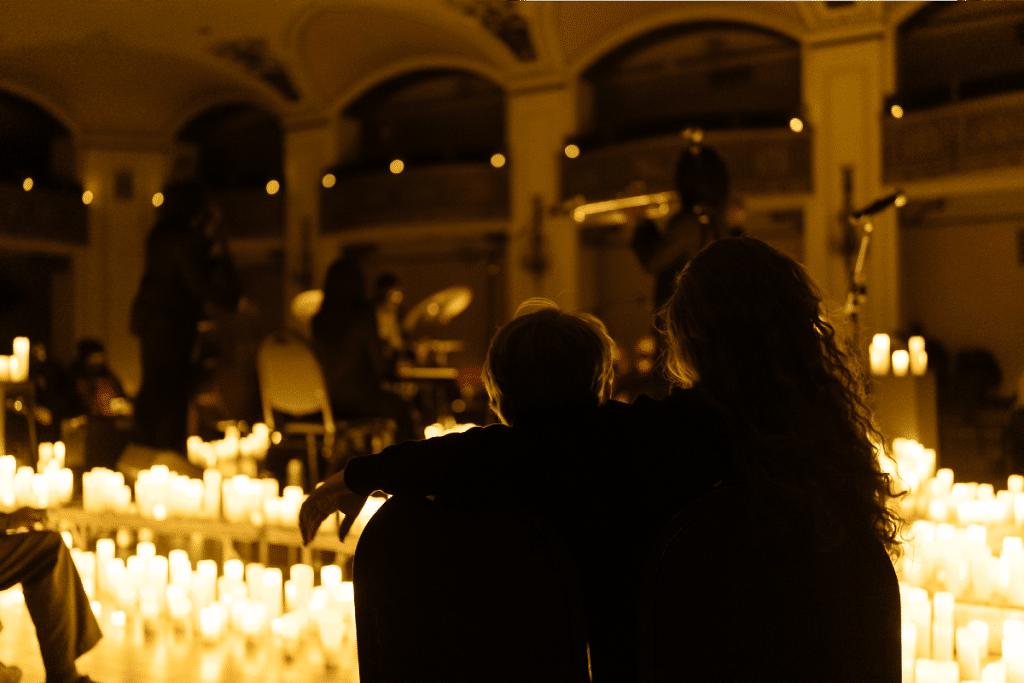 Candlelight Jazz: las leyendas del género a la luz de las velas