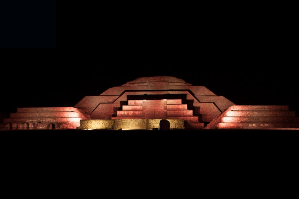 Teoti Camping, una escapada de cine y acampada en Teotihuacán