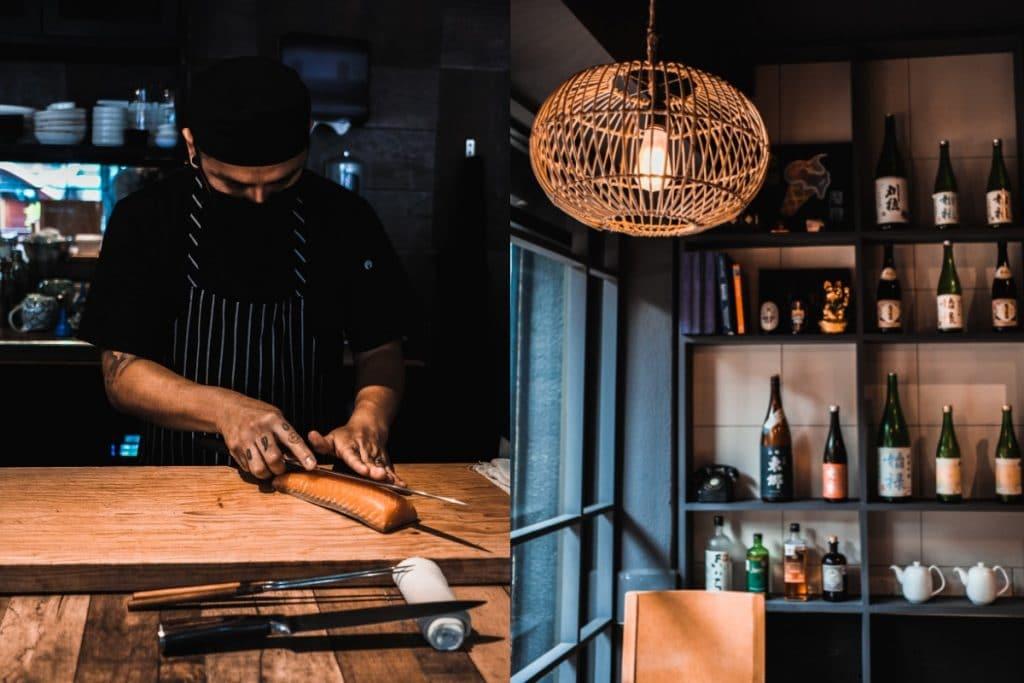 Akuma: hip hop, chelas y comida japonesa de la buena