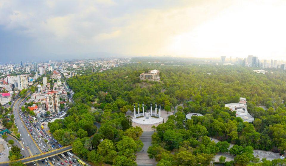 Todo sobre la apertura de la Cuarta Sección del Bosque de Chapultepec