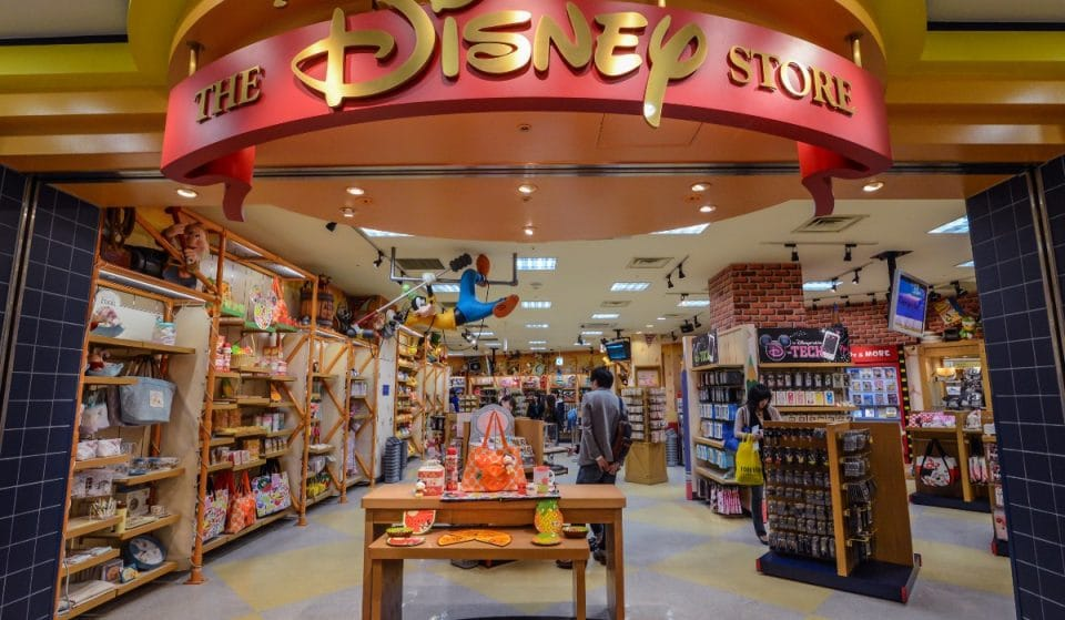 Disney Store por fin llegó a la Ciudad de México