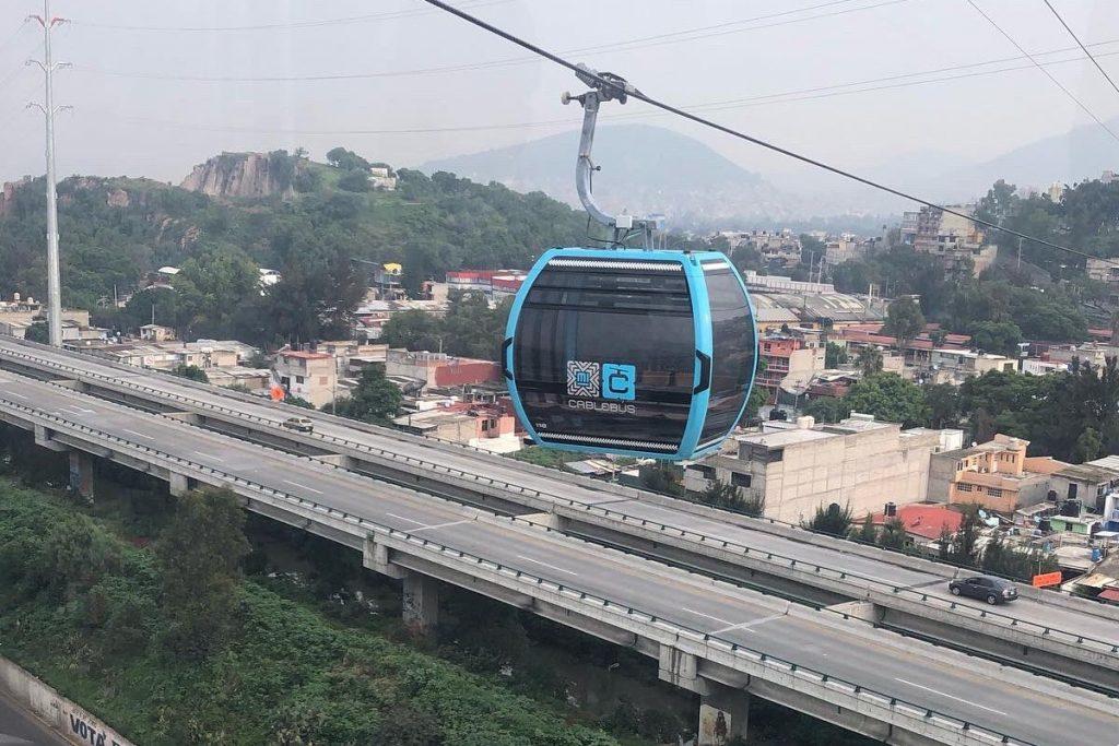 La Línea 1 del Cablebús comenzará a operar el siguiente domingo