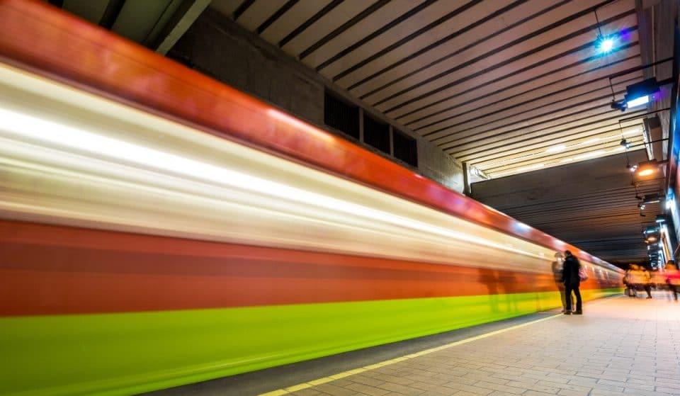 La estación del Metro Zócalo cambiará de nombre