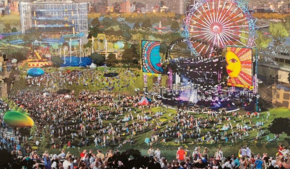 La Feria de Chapultepec ahora será el Parque Urbano Aztlán