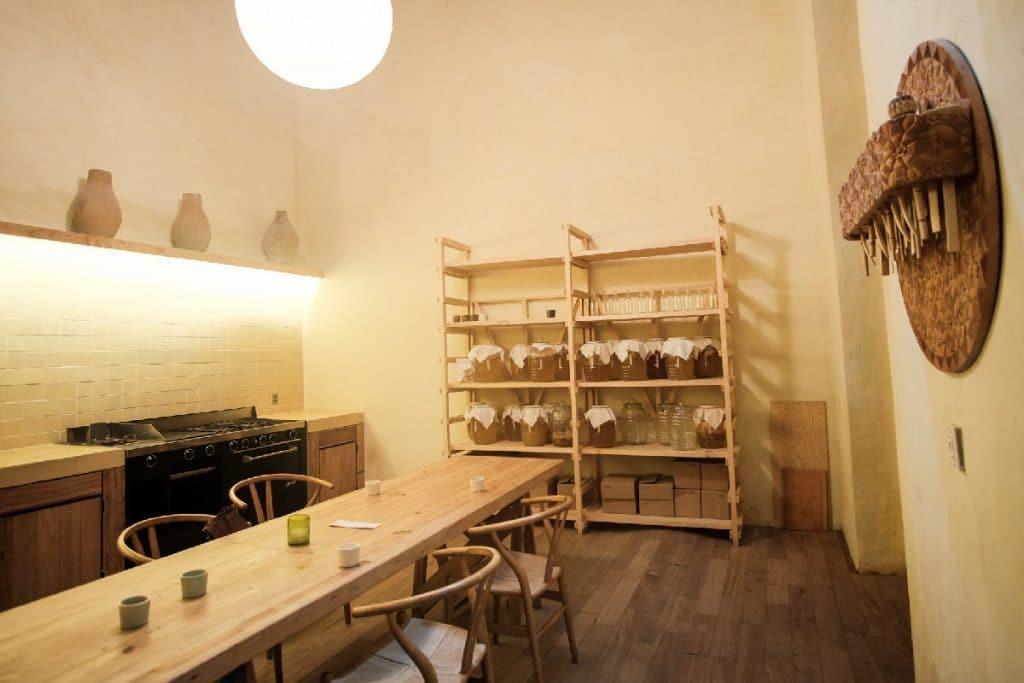Aprende a preparar kombucha en una casona porfiriana