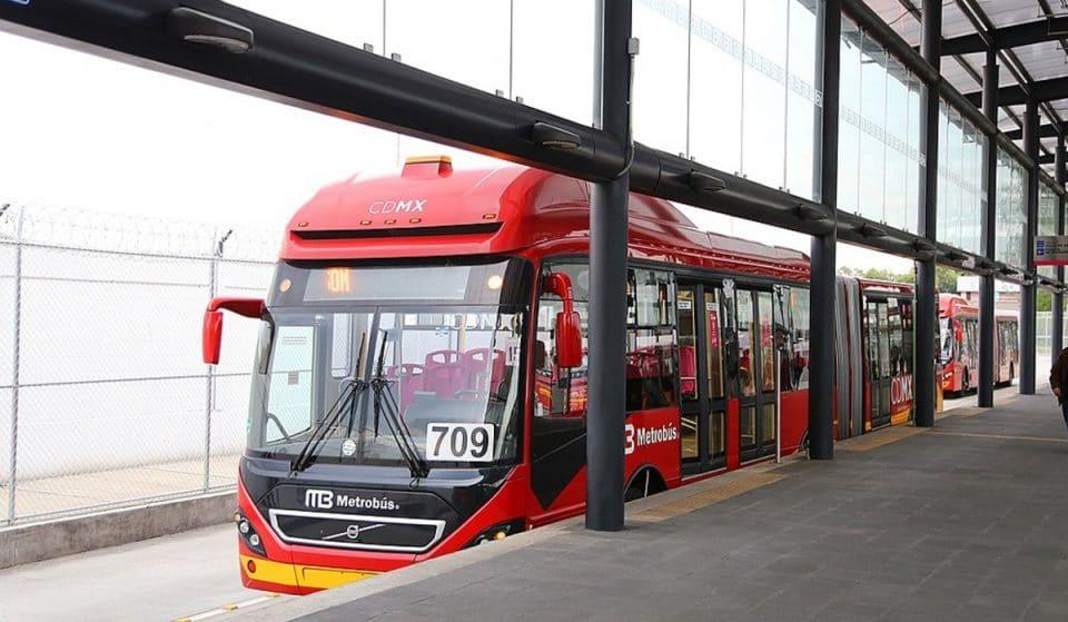 El Metrobús podría llegar hasta el Estado de México