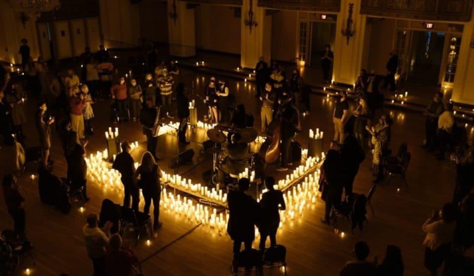 No te pierdas los mejores boleros a la luz de las velas